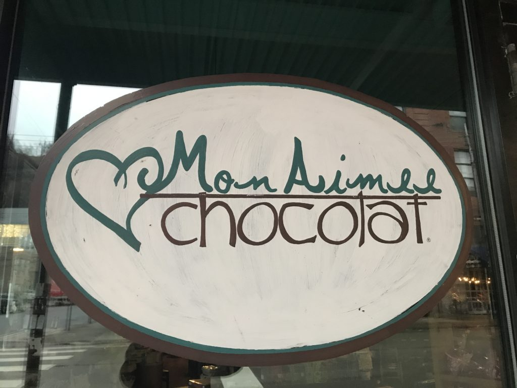 Mon Aimee Chocolat