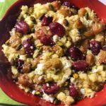 Roasted Grape Salad